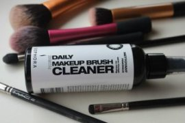 SEPHORA brush cleaner